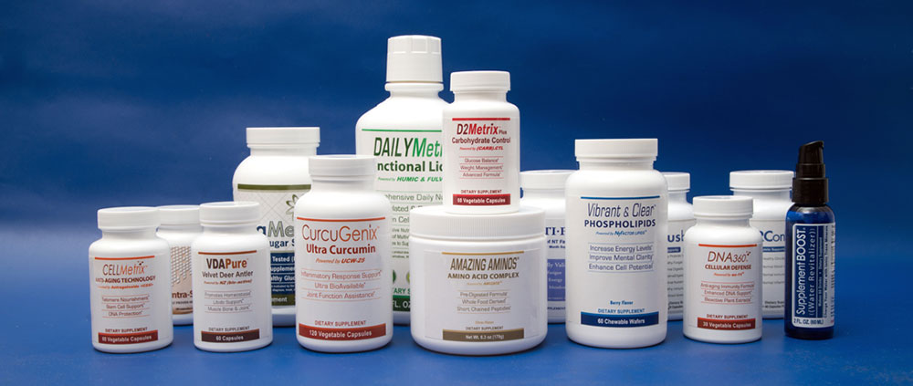 MarkitHealth Supplement and Wellness Products
